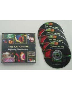 Art of Fire DVD