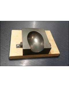 Graphite Marver Block - 8cm