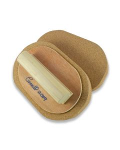 "Cork Paddles - Medium (9"" x 6"")"