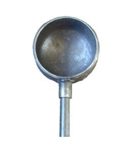 "Glass Casting Ladle - 6"""