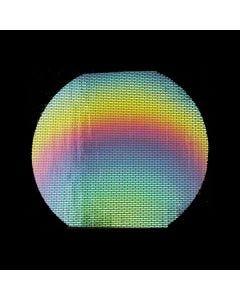 "Brick Pattern (1/8"" x 1/2"") on System 96 Clear - Thin"