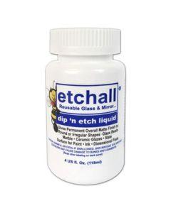 Etchall Dip 'n Etch - 4 oz.