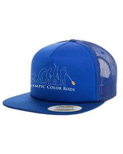 OCR Evolution Hat - Royal Blue