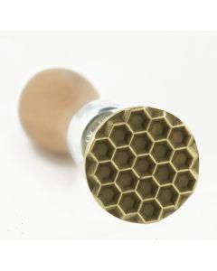 Stamp - Honeycomb (Fine)