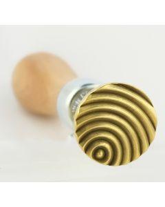 Stamp - Offset Bullseye