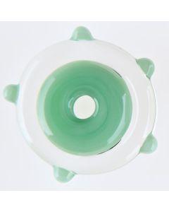 Pastel Green Opal