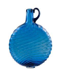 Metallic Aqua Blue