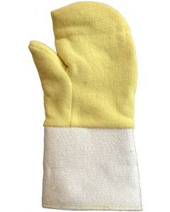 Terri Kevlar Mitt with Cotton Cuff - 13""